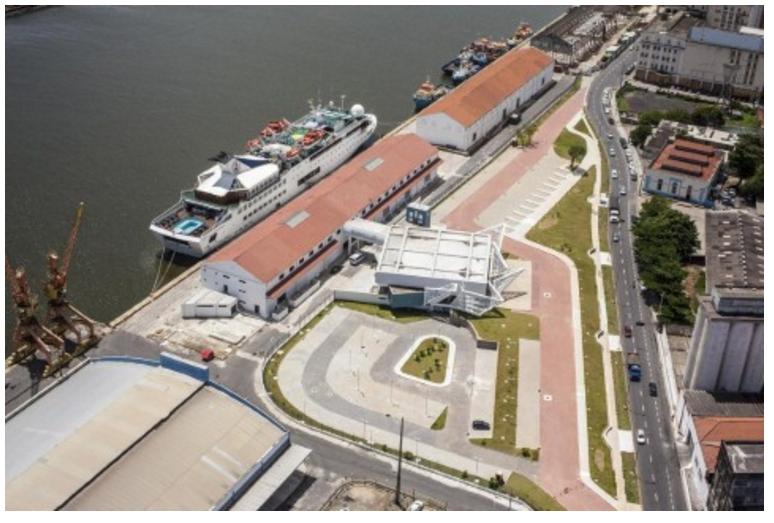 Leilão do terminal de passageiros do Recife será em 31/08